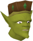 Priest (goblin) chathead old