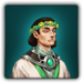 Robes of Remembrance pack icon (male)