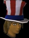 Sam's hat chathead