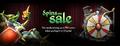 SoF - Spins on sale Banner
