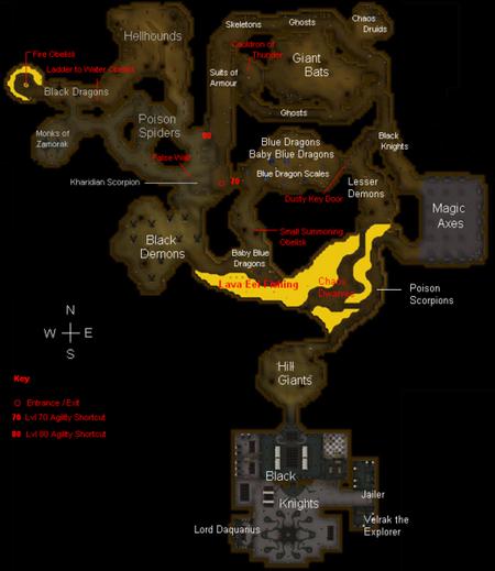 Taverley Dungeon