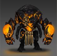 TzHaar - Warrior cast