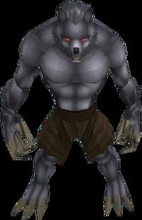 Werewolf (The Lord of Vampyrium)