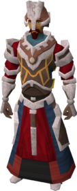 Battle-mage armour equipped