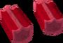 Crimson shield key detail