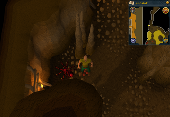 Cryptic clue Karamja Volcano Red Spider Red spider's eggs