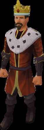 King Roald