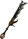 Lucky Bandos godsword detail