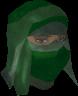 Lunar helm (green) chathead