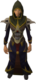 Necromancer set equipped female