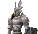 Paladin outfit