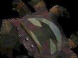 Raw heim crab