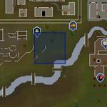 Sinkholes (Battlefield) location