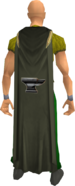 Smithing cape equipped