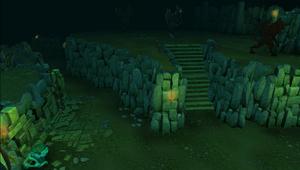 Brimhaven Dungeon demons