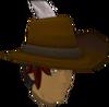 Dark cavalier chathead