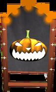 Event noticeboard (Halloween 2017)