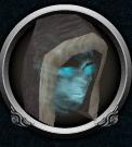 Ghostly Fremennik hood chathead