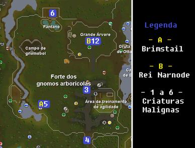Mapa Missão