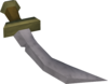 Monkey knife detail