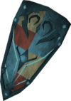 Rune shield (h2) detail