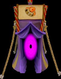 Sinkhole portal (spring fayre) (active)