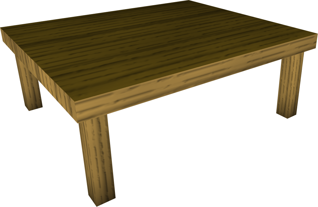 Superieur Wood Kitchen Table Built