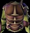Carapace torso detail