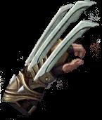 Daggerfist claw illustration