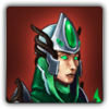 Guthixian war robes icon (female)