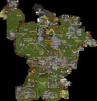 Kandarin mapa