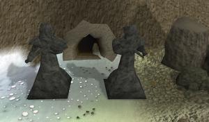 Keldagrim entrance old