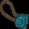Remora's necklace detail