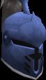 Steel heraldic helm (Asgarnia) chathead