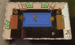Zaff's Superior Spellcasting interior