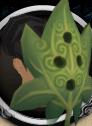 Akateko orokami mask chathead