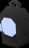 Bullseye lantern (oil) detail