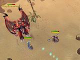 Demon Flash Mob