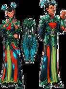 Kalphite Emissary Outfit concept art