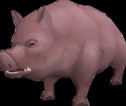 Pigzilla pig