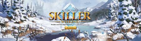 Skilling Winter Weekend head banner