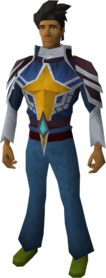 Zilyana's Gift equipped (male)