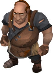 Beardless dwarf