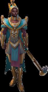 Comandante Akhomet