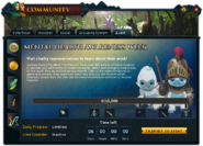 Community (Mental Health Awareness Week) interface 1