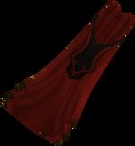 Dragon ceremonial cape detail