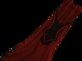 Dragon ceremonial cape