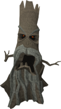 Elder evil tree