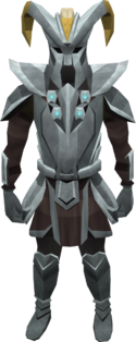 Gorgonite plate armour set (lg) (male) equipped