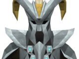 Gorgonite equipment